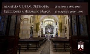 Asamblea General Ordinaria y Elecciones