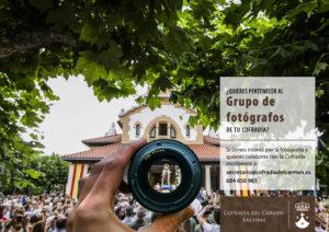 Convocatorio Grupo de Fotógrafos